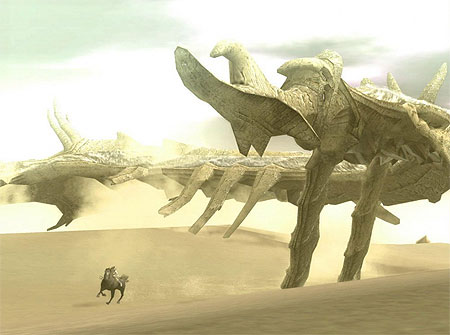 Photo of Notable Colossal Monsters in Video Games