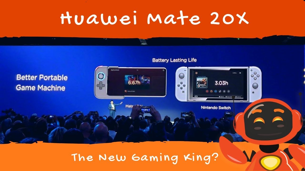 Photo of Huawei Mate 20 X: Will It Overtake Nintendo Switch?