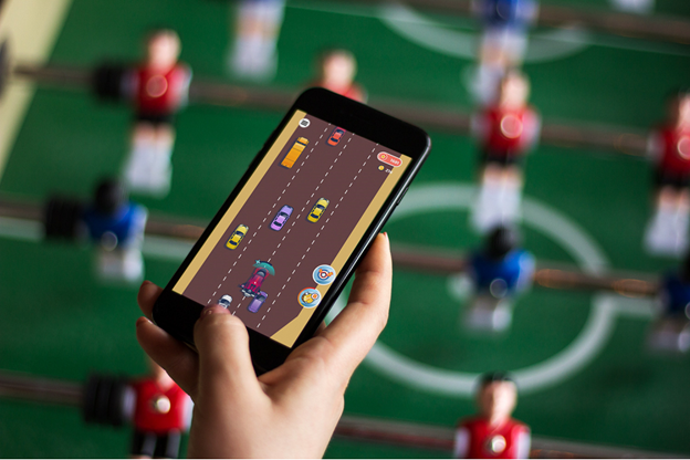 Photo of The UX and UI Design for Real Multiplayer Racing Mobile Game