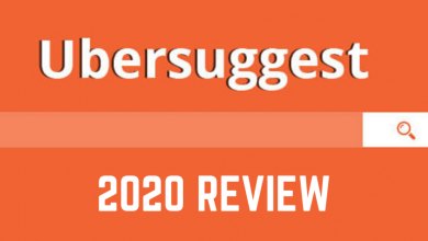 Photo of 2020 UberSuggest Review: Is This Going to be Your New SEO Tool?