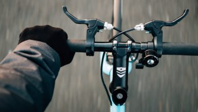 Photo of Lightweight and Weatherproof GPS Tracker for Bikes